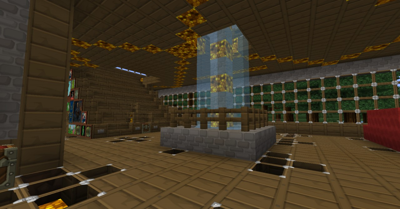 The K Mansion Minecraft Project