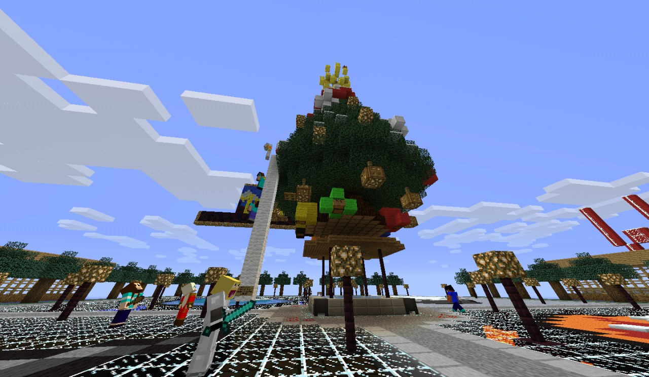 The Holiday (Christmas) Tree