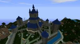 Hyrule Castle - Twilight Princess Minecraft Map & Project