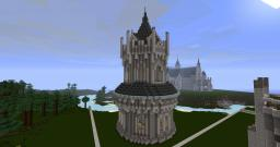 Kings Crossing Tower Minecraft Map & Project