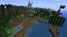 My Viking Village Minecraft