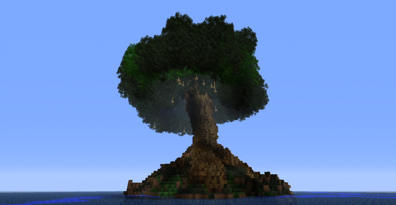 Minecraft World Tree Download Minecraft Project