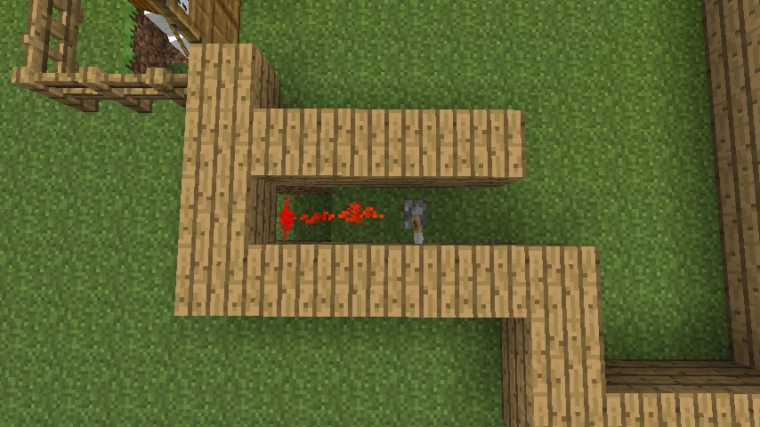 how to create a trap in minecraft