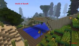 World of Ikaroth Minecraft Map & Project