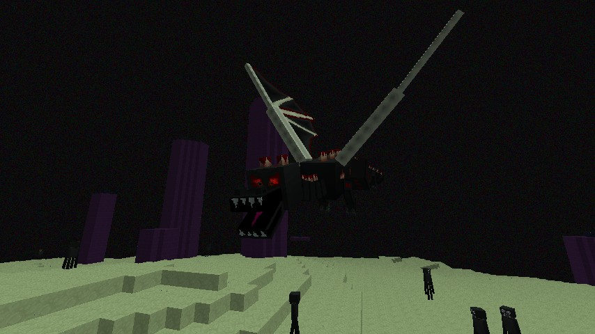 Minecraft Baby Ender Dragon Quotes