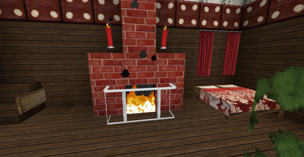 Christmas House Minecraft Map