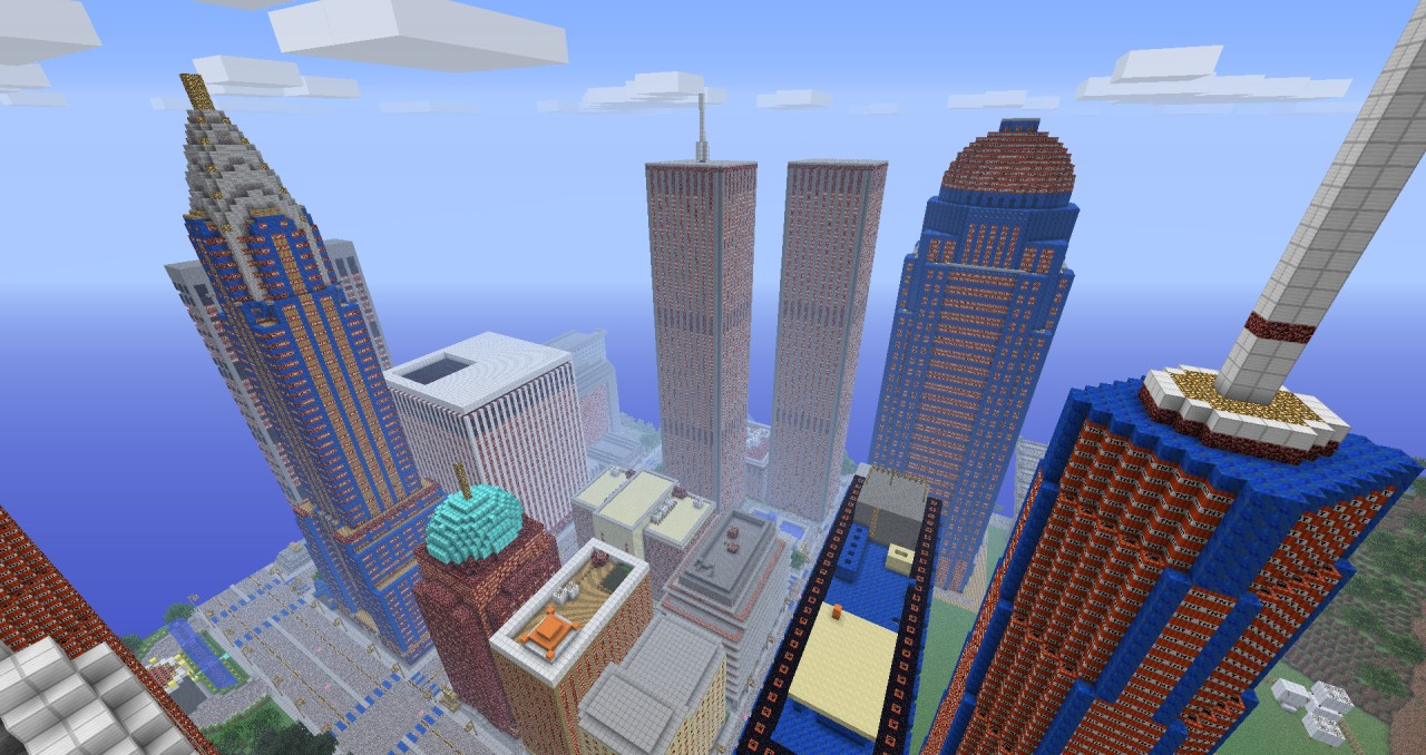 Minecraft TNT City Explosion!!! by TheHomicidalTendency ...