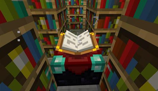 how to give enchanted books in minecraft