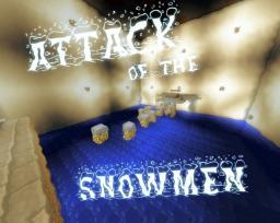 ♦ Attack of the Snowmen ♦ [Custom Christmas Adventure Map] ♦ Minecraft Project