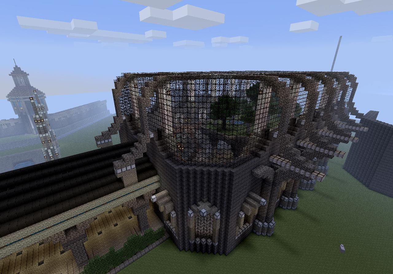 The West Entry Terrarium