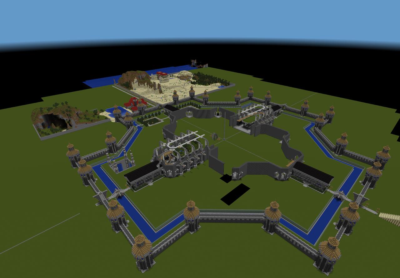 Eihort rendering of the current progress.