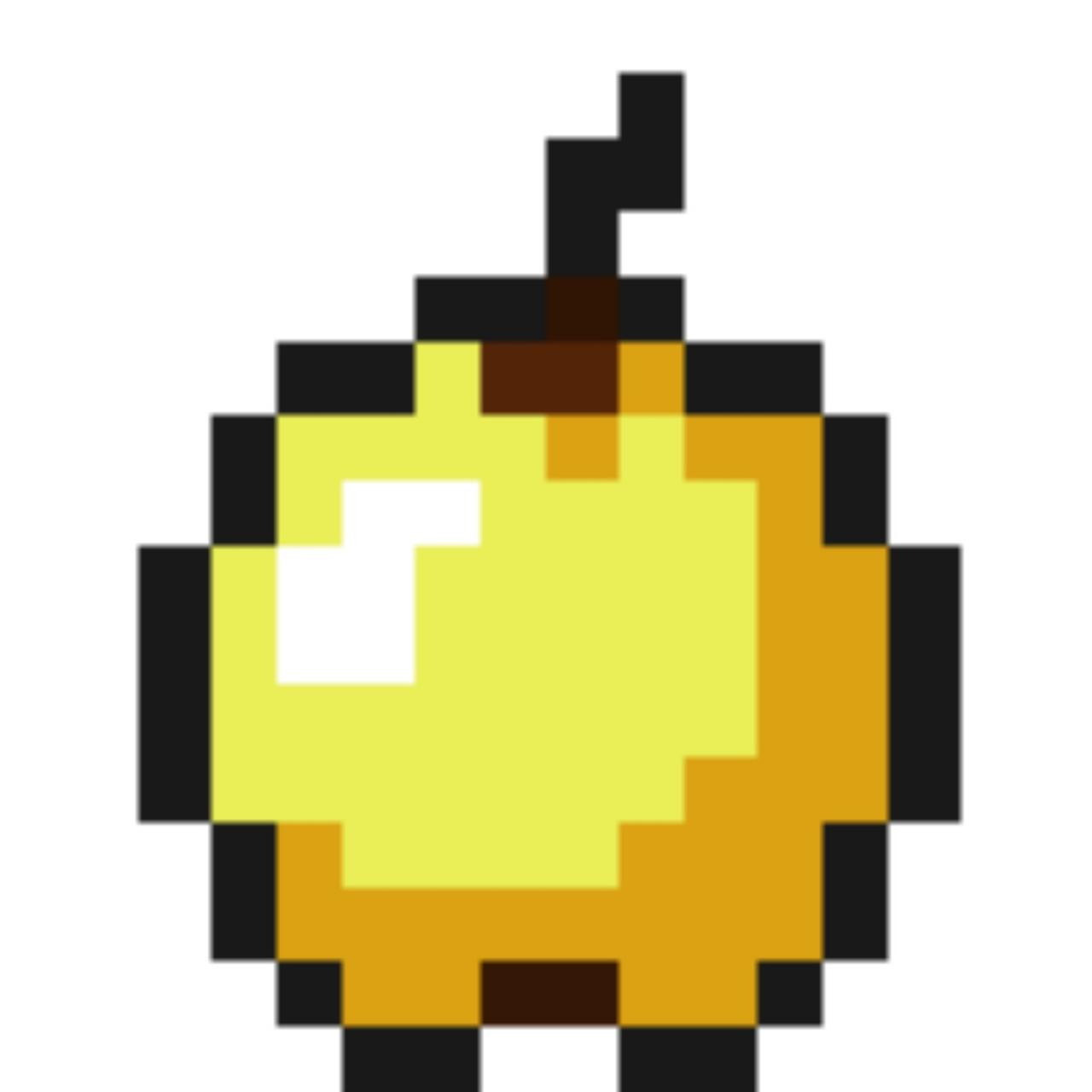 The long lost golden apple Minecraft Project
