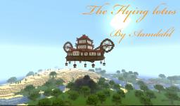 The flying lotus - Palace of the emperor! Minecraft Map & Project