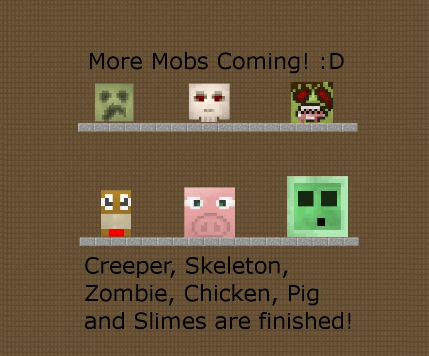 how to make a mob texture mcreator