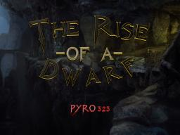 [Adventure Map] The Rise of a Dwarf Minecraft Project