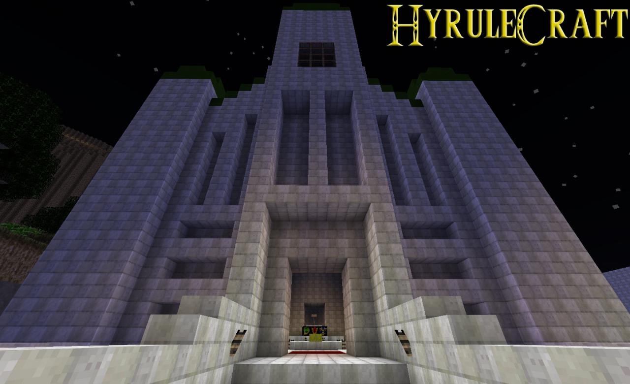 Hyrulecraft: Temple of Time