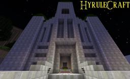HyruleCraft - Legend of Zelda: Ocarina of Time Minecraft Map & Project