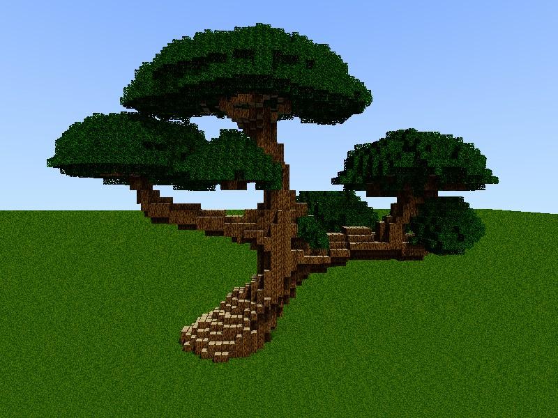 Minecraft Baum Mod
