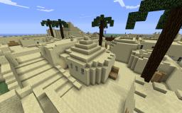Dust2 Remake Minecraft Map & Project