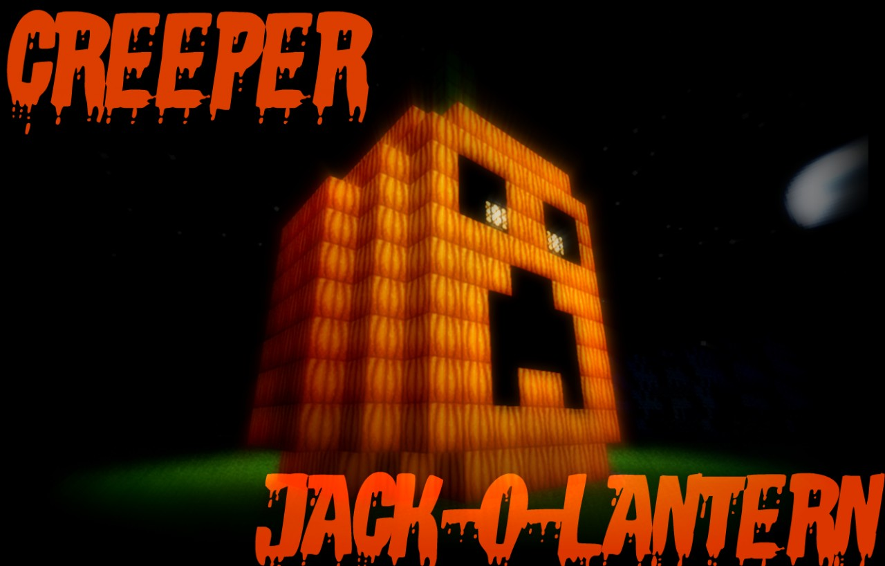 Minecraft Creeper Pumpkin Carving Template 2015 ...