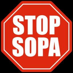 STOP SOPA Minecraft Blog