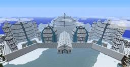 Orion Citadale Command Station Minecraft Map & Project
