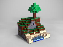 Minecraft Lego Set Just Play the Game Minecraft Blog