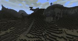 Shadow mountain (fallout inspired map) Minecraft Map & Project