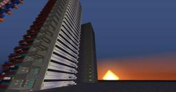Fastest Piston Elevator, & with 26 Floors (Requires Minecraft v1.1) Minecraft Map & Project