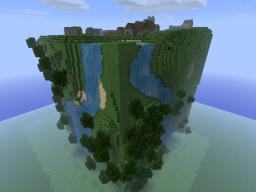 Minecraft: Cube World V2 Minecraft Map & Project