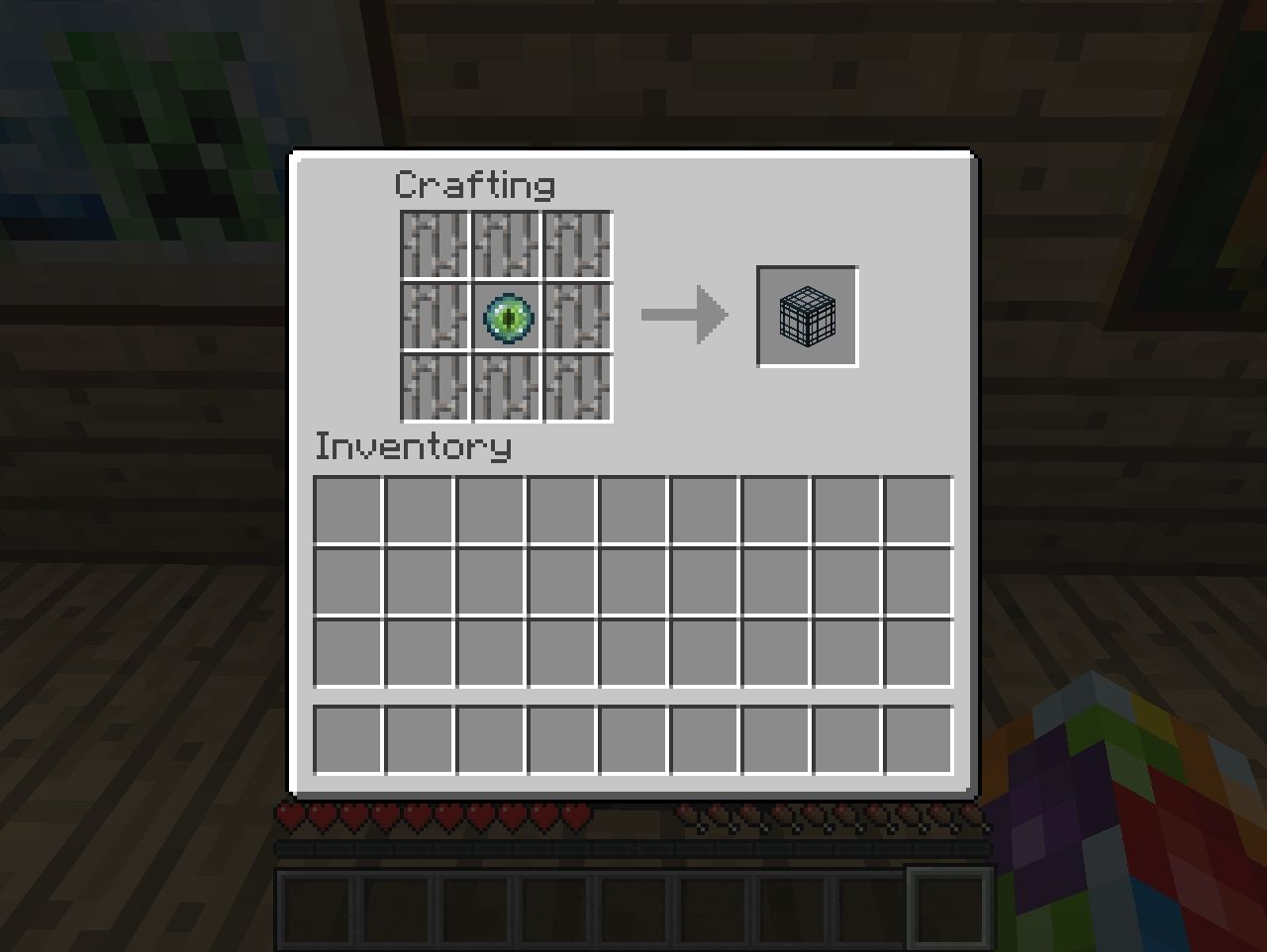 Craft the uncraftable part 1 minecraft mod for How do you craft in minecraft