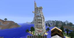 Dubai Luxury Hotel @ 7 Stars Minecraft Map & Project