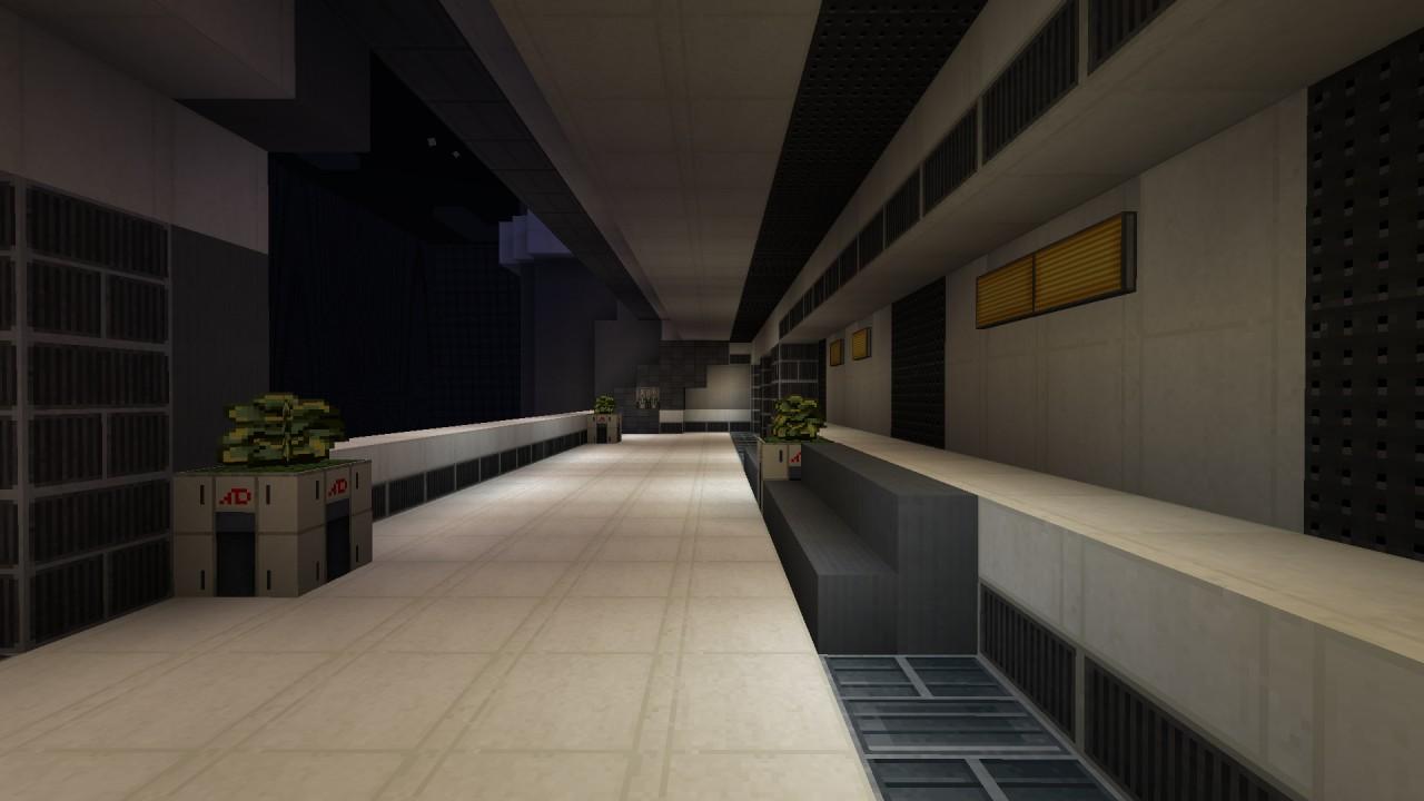 32x Dark Matter (Mass Effect Inspired) v0.3 Minecraft Texture Pack