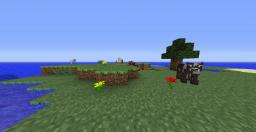 minecraft survival island 1.0.0 Minecraft