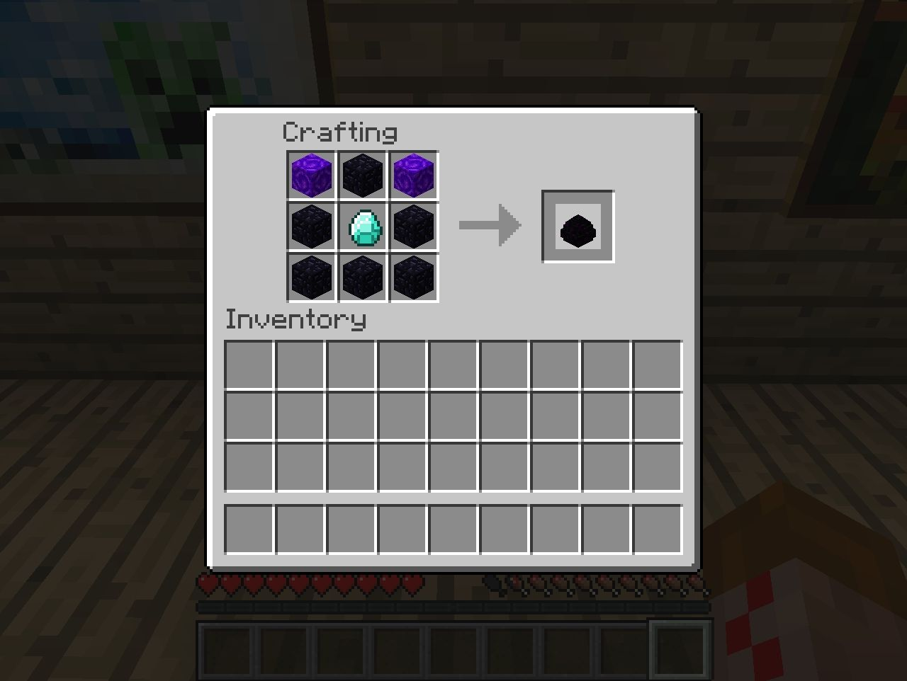 Craftable Ender Dragon Eggs!