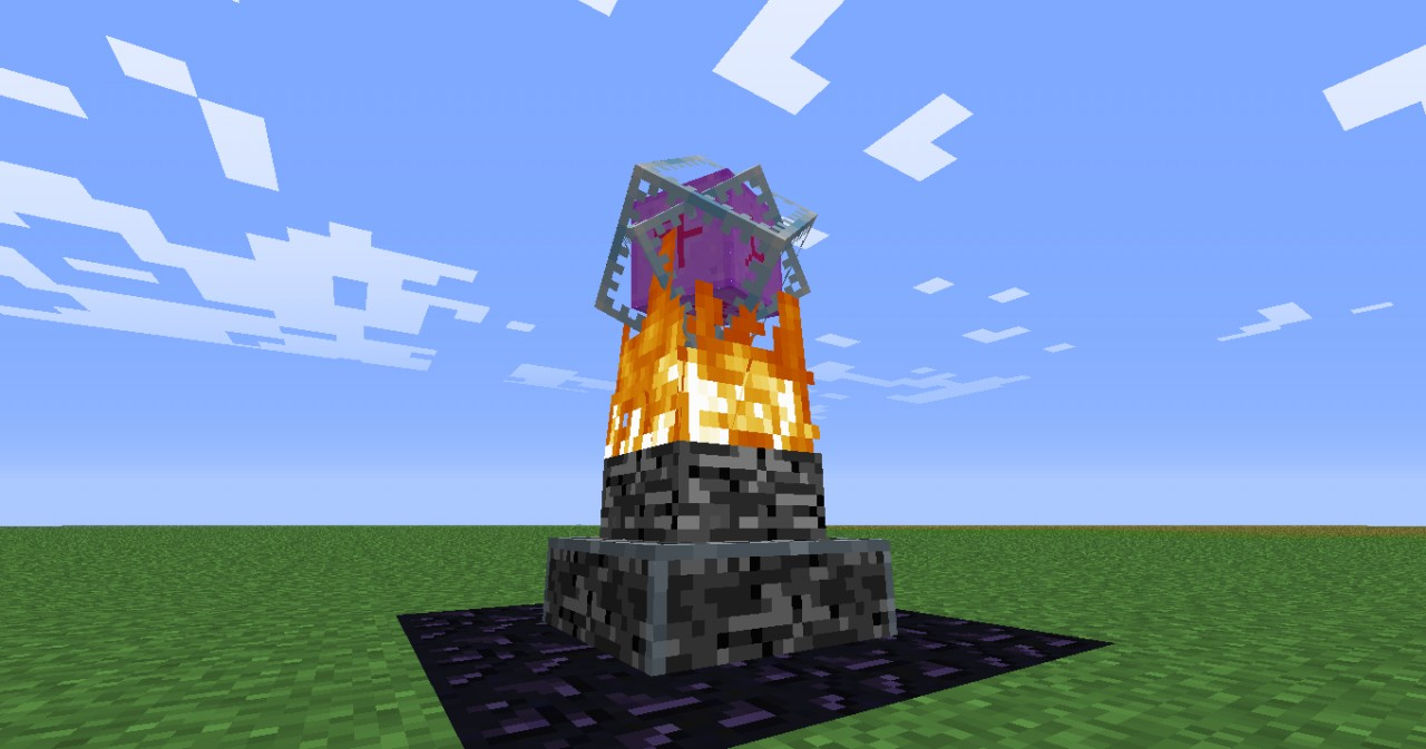 The Great Ender Crystal