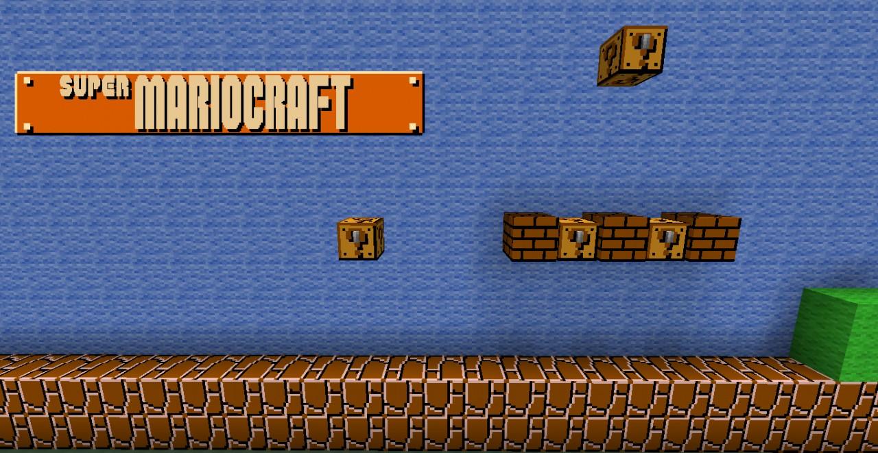 Super Mariocraft