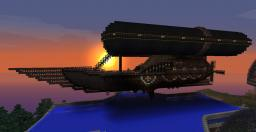 Mine-Empire Airship Minecraft Project