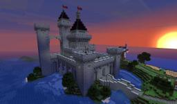 Tshara's castle Minecraft Map & Project