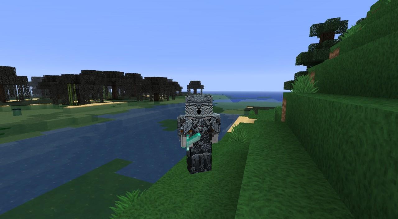 megaravi's texture 64x64 Minecraft Texture Pack