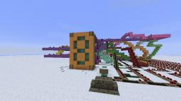 New Years Eve Countdown Minecraft Map & Project