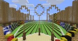 Quidditch Stadium Minecraft Project