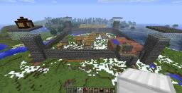 Fun Paradise Minecraft Map & Project
