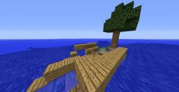 shipwrecked survival Minecraft Map & Project
