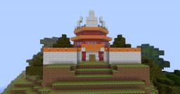 Hokage House Minecraft Map & Project