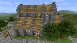Gingrots Bank (Galatea) Minecraft Map & Project