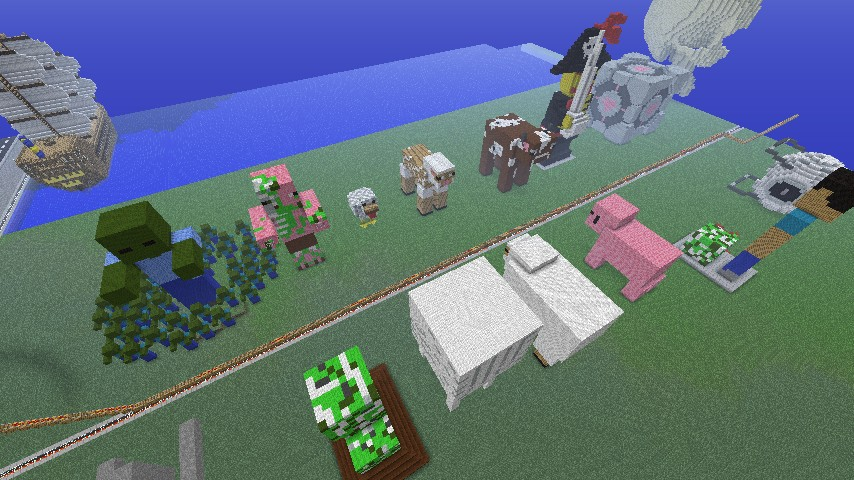 minecraft redstone projects