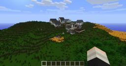 MountainVillage Seed Minecraft Map & Project