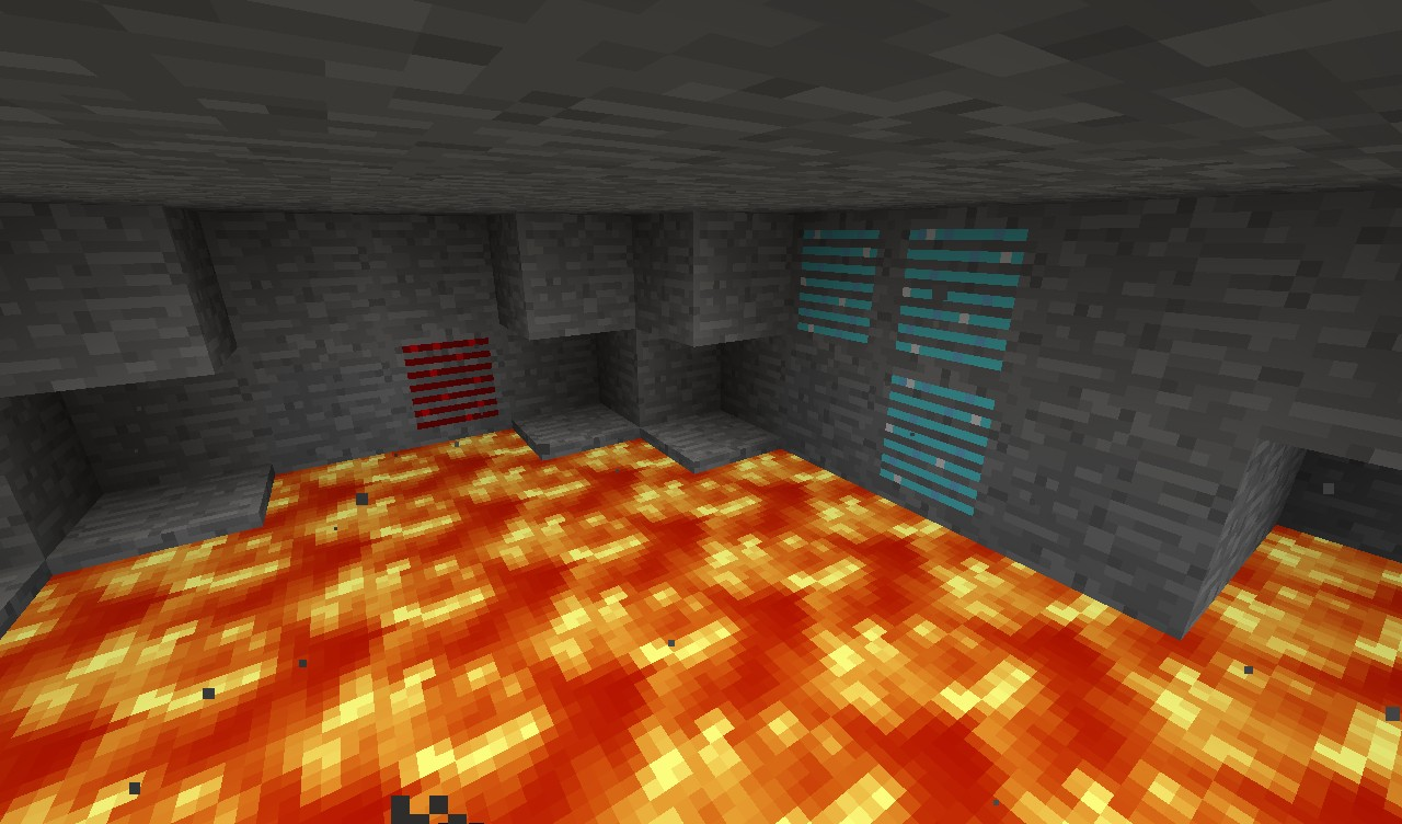 simple line texture pack 1.0 Minecraft Texture Pack