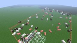 Farming Frenzy! Minecraft Map & Project